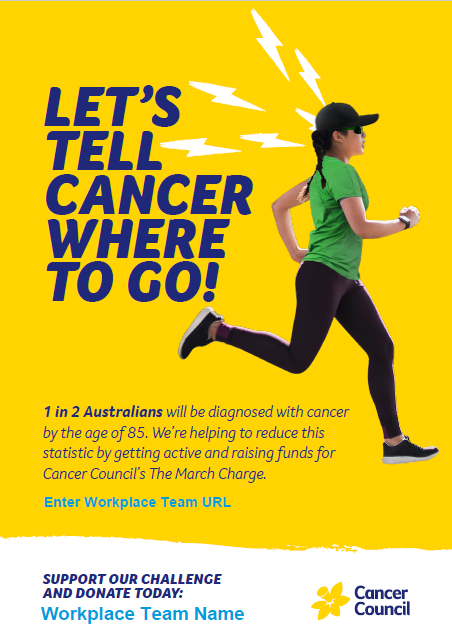 Workplace Poster- Donate